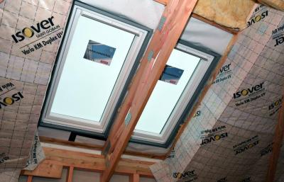 NEWS OptimaHouse insulation roof and facade